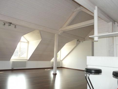 4 1/2-Zi Dachwohnung in Wigoltingen