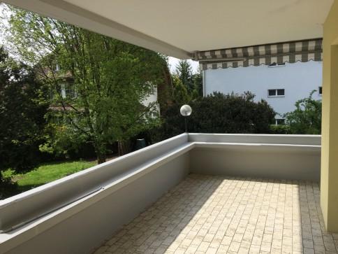 4-1/2-Zimmerwohnung mit grosser Terrasse!