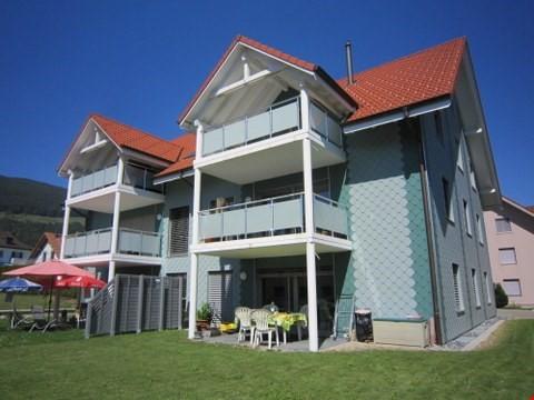 4 1/2-Zimmerwohnung mit sonnigem Balkon