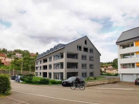 4.5 Zi-Gartenwohnung, Neubau W3