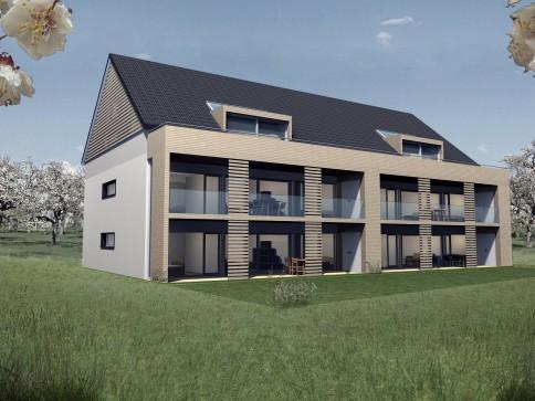 4.5 Zimmer Eigentums-Maisonettewohnungen mit Jura- und Alpenblick