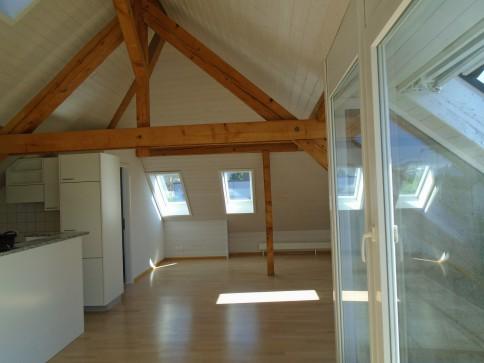 5.5 Zimmer-Duplex-Dachwohnung mit Terrasse