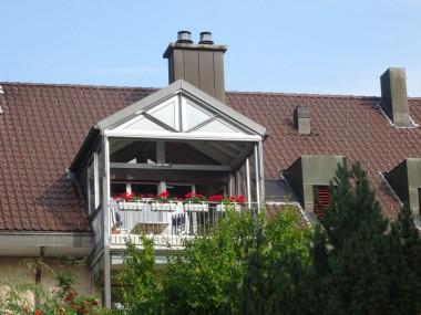 51/2 Dachwohnung mit Galerie nähe Rosengarten