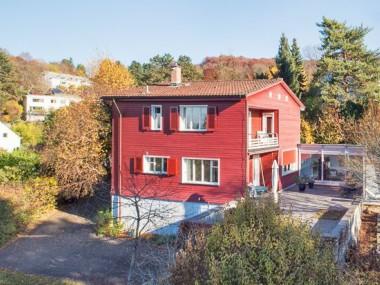 6.5-Zi-EFH (540 qm Grundstück) an bevorzugter Wohn- und Aussichtslage