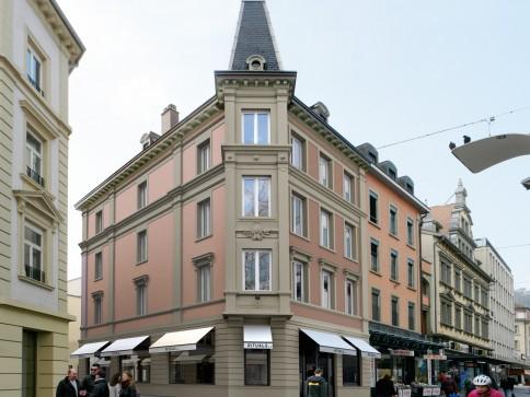 95m2 - Büroräumlichkeiten an der Einkaufsmeile der Stadt Biel