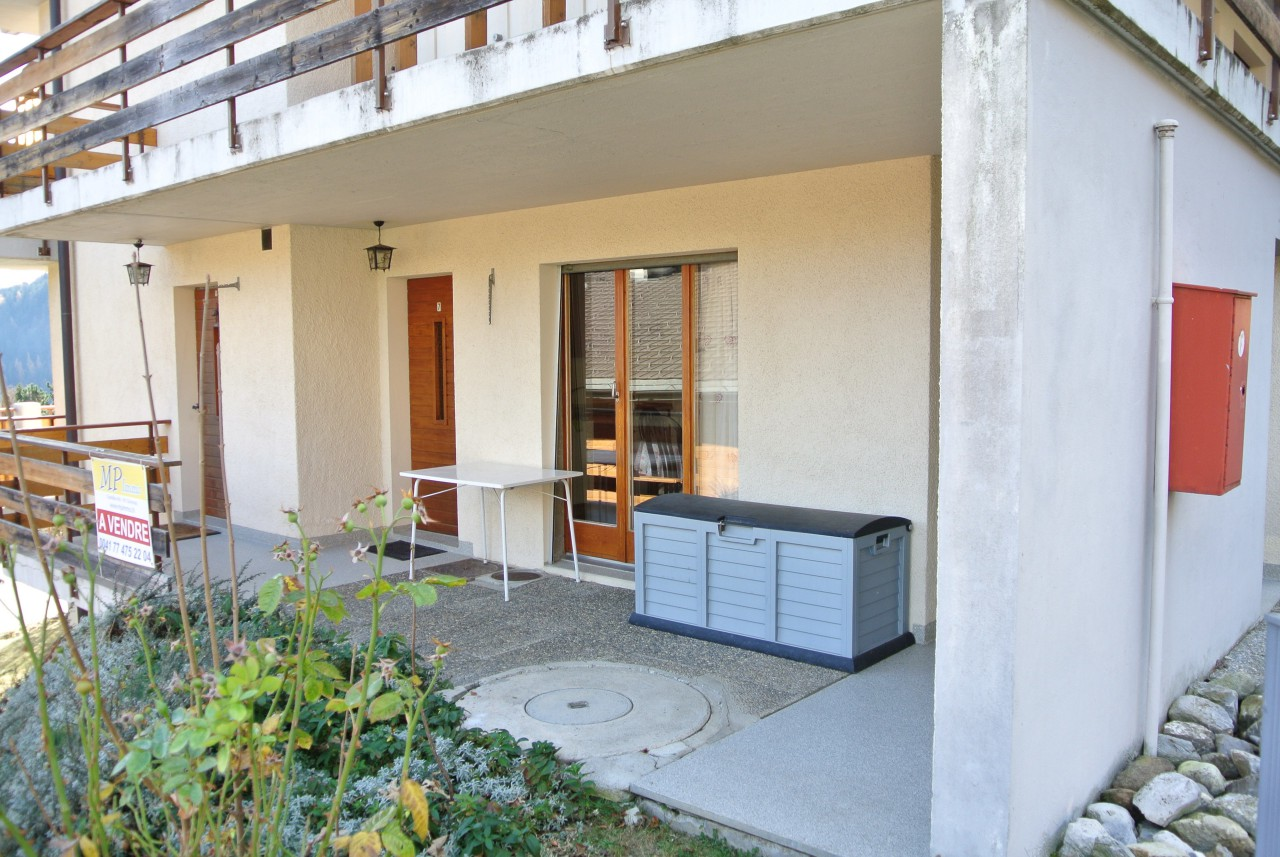 A Saisir, studio ou 2 pièces (cloison amovible) à Ovronnaz - ImmoScout24