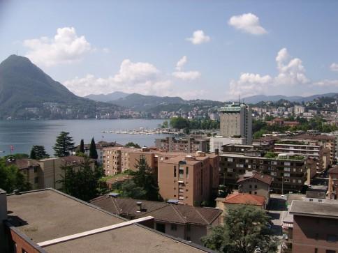 Appartamento 3.5 locali con vista lago e golfo