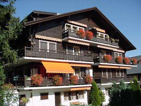 Appartement 2 pièces centre village Vercorin