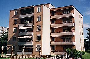 Appartement 4 1/2 pièces avec balcon