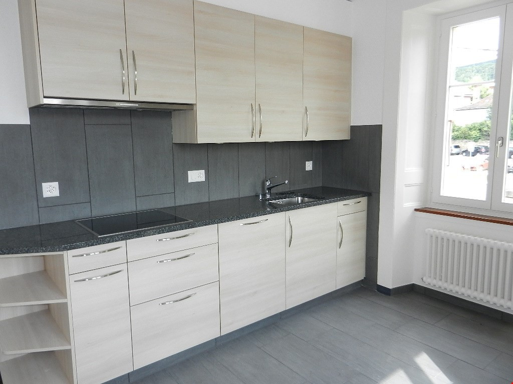 Appartement avec vue sur le lac immoscout24 for Cuisine agencee prix
