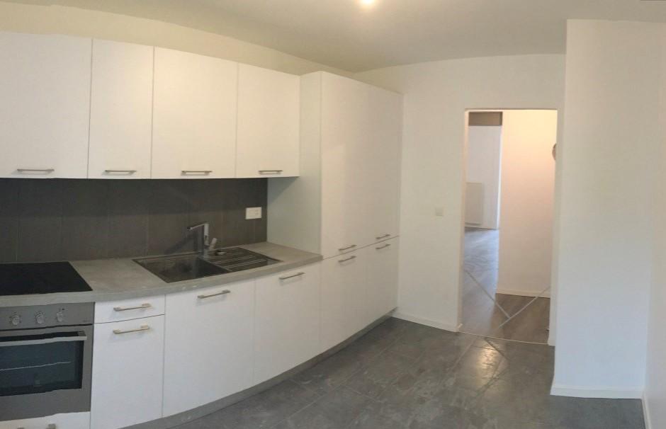 Appartement neuf avec technologie moderne et vue sur lac for Cuisine agencee prix