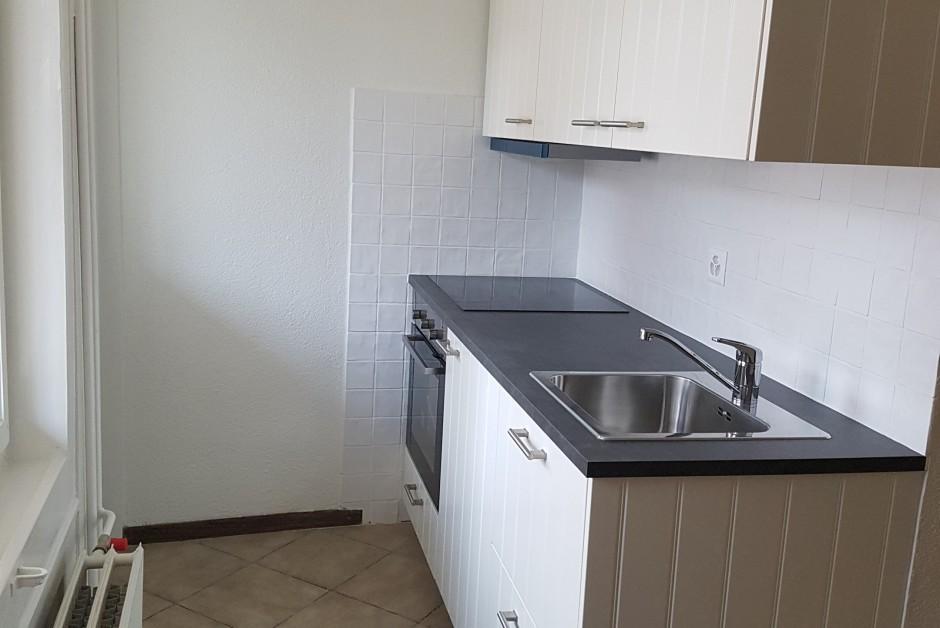 Appartement r nov de 2 5 pi ces au 2e tage immoscout24 for Cuisine agencee prix