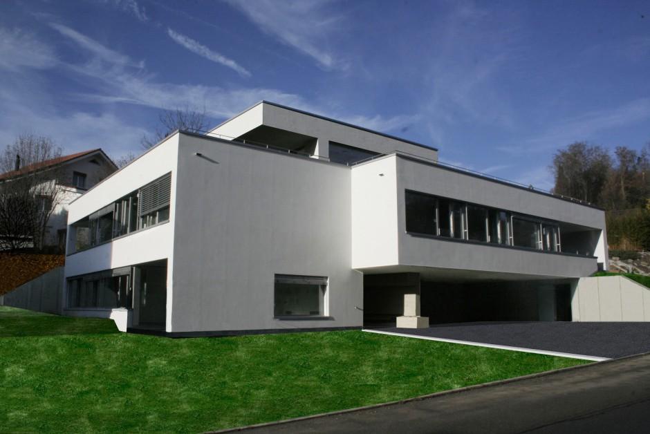 Appartements neufs dans une habitation individuelle for Habitation individuelle