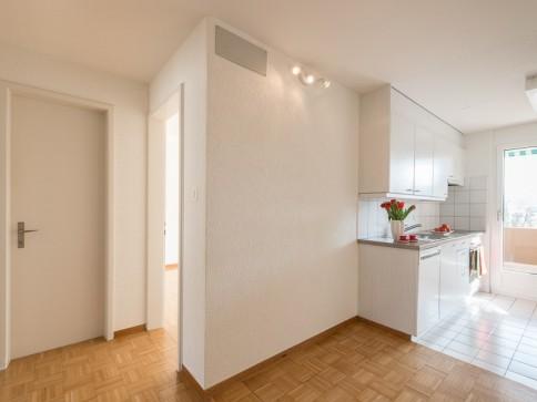 Attraktive 4.5 Zimmerwohnung mit Balkon