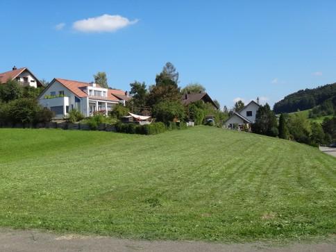 Attraktives Wohnbauland 1'626 m2 am Fusse des Südhangs…