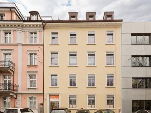 Beim HB Zürich - Top ausgebautes Büro