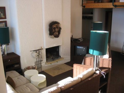 Bel appartement 3 1/2 pièces + studio et vue imprenable sur les Alpes