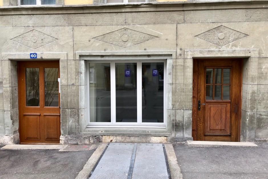 Bureau local commerial louer en basse ville for Bureau local