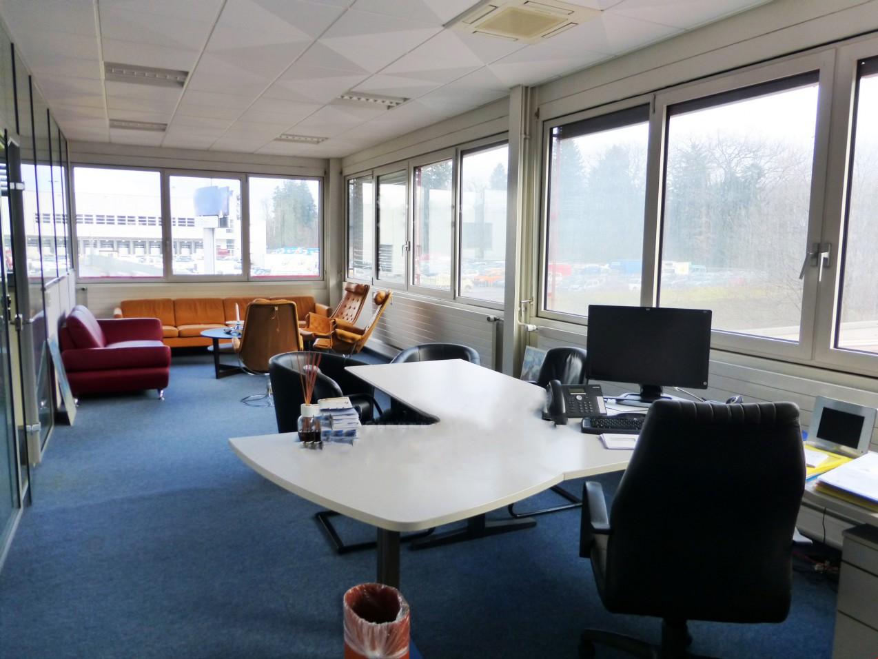 bureaux locaux de 555 m2 louer romanel sur morges immoscout24