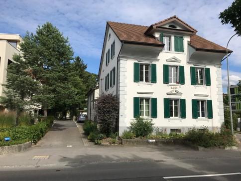 Charmante Altbauwohnung Nähe Altstadt Lenzburg