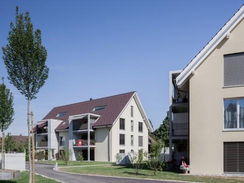 Duplexwohnung, Erstvermietung 4.5 Zi. DG mit Galerie, Madiswil