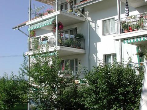 Eine schöne 4 1/2-Zimmer-Wohnung an ruhiger Lage
