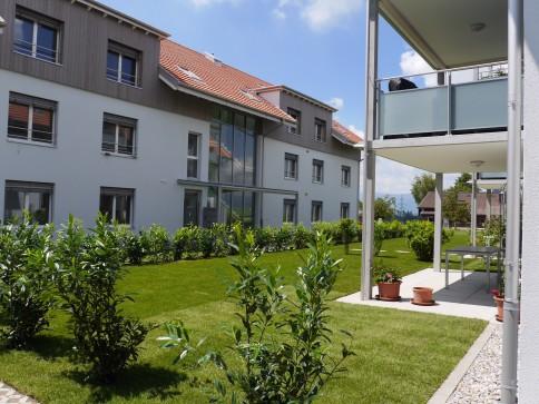 Erstvermietung DG Jurasicht Dorfzentrum Seedorf