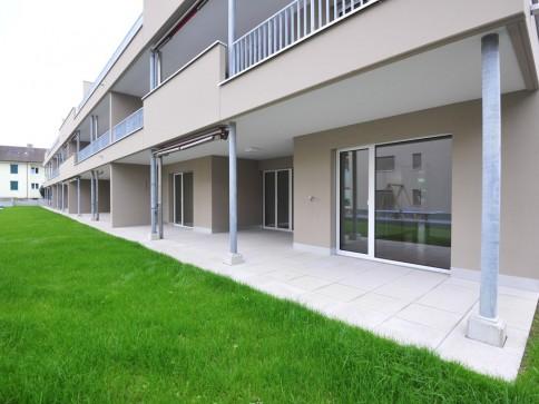 ERSTVERMIETUNG von 4.5 Zi.-Wohnungen im EG/Link 360°-Rundgang im Text