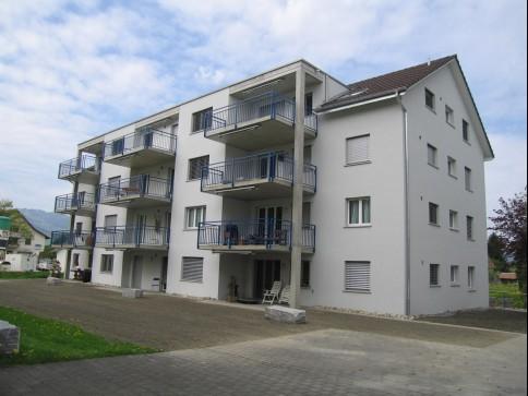 freundliche 4 1/2-Zimmer-Familien-Wohnung in Oberriet