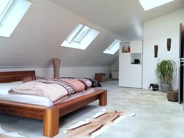 Grosszügige, schöne Dachwohnung - Loft