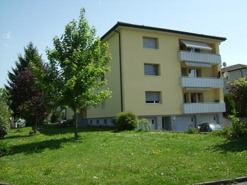 Grosszügige Wohnung in ruhigem Wohnquartier