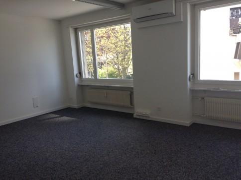 Helle Büroräume in Nähe Bahnhof SBB