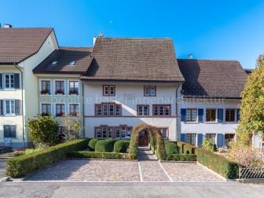 Historisches Wohn- und Geschäftshaus im Herzen von Itingen