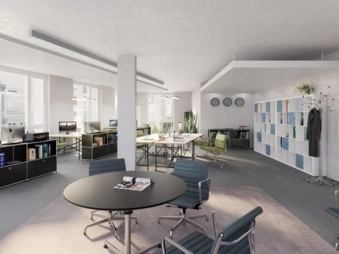Ihr neues Büro im Connect Zürich