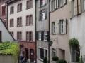 Im Herzen der Basler Altstadt originelle Maisonette-Dachwohnung