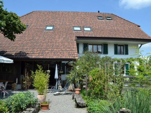 Lichtdurchflutete Loft Wohnung über 3 Etagen mit 280m2 in Schafisheim