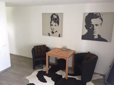Liebevoll möblierte Studio-Wohnung in Zentrumsnähe