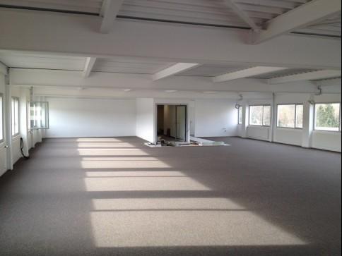 Locaux, bureaux, showroom de 276 m2 à louer à Bussigny