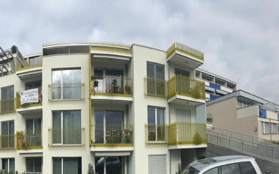 Magnifique appartement louer lutry deux pas du lac for Appartement a louer a evere deux chambre