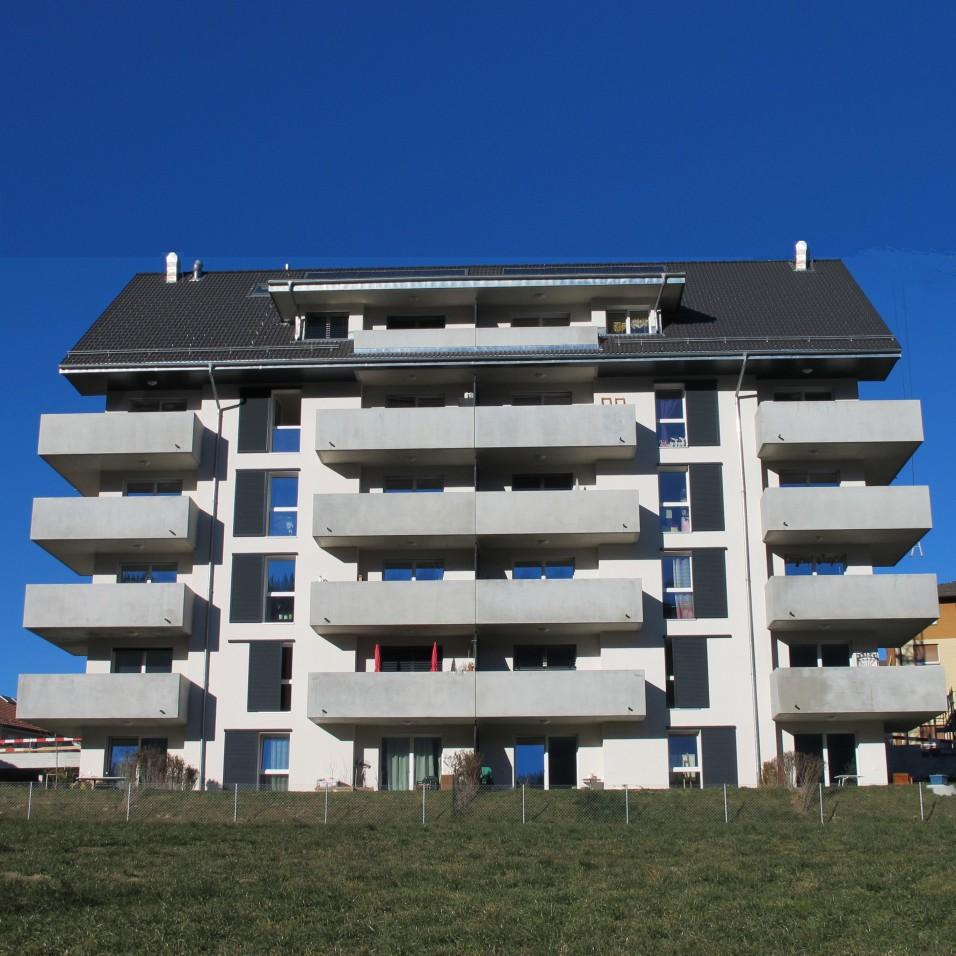 Magnifique appartement neuf de 3 5 pi ces immoscout24 - Magnifique appartement de vacances pubillones ...