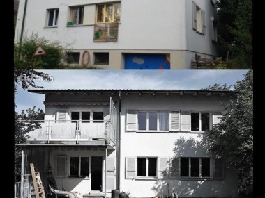 Maison à 2 appartements près de la clinique des Tilleuls