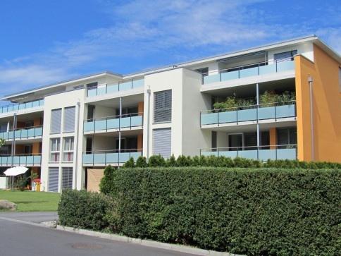 Minergie - helle 3,5-Zimmer-Attika Wohnung in Thun-Dürrenast