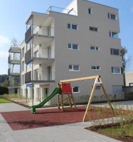 Moderne 3-1/2-Zimmer-Wohnung im 2.OG
