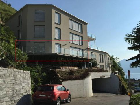 Moderne 3,5 Zimmer-Neubauwohnung mit Panorama-Seesicht