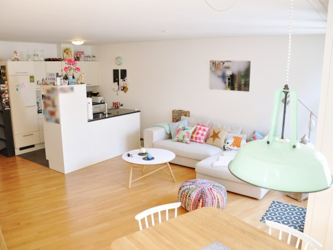 Moderne 3.5 Zimmer Wohnung in Luzern (auf Wunsch mit Parkplatz)