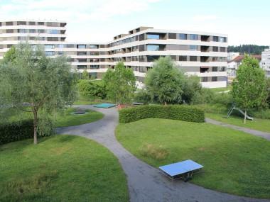 Moderne 4.5 Zimmer-Wohnung an zentraler Lage in Biel