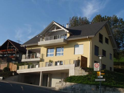 Moderne Dachwohnung mit Terrasse und Seesicht