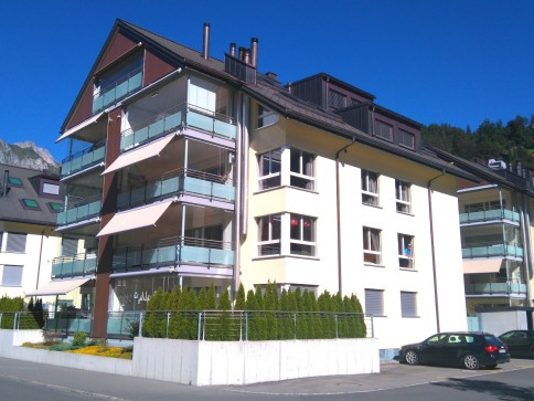moderne Ferienwohnung in Engelberg