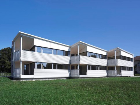 moderne, renovierte 3.5 Zimmer-Wohnung mit viel Charme