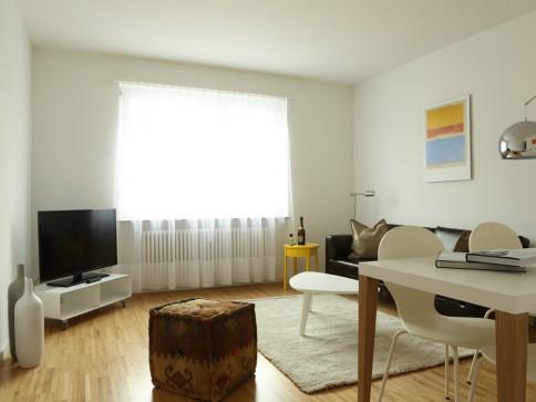 Moderne Wohnungen in Stadtnähe